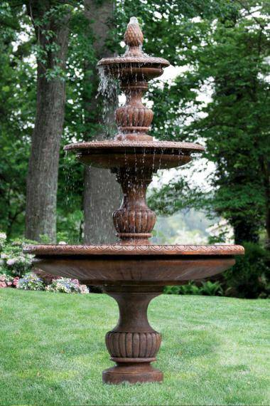 120 inches Three Tier Savona Fountain