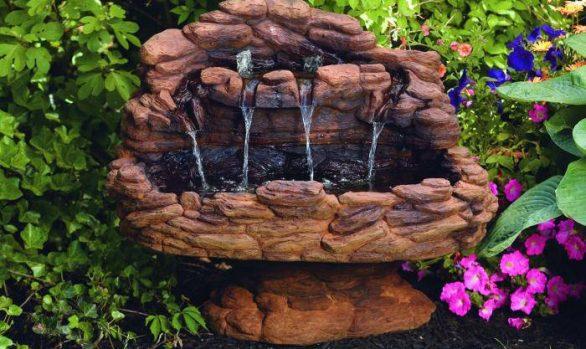25 - inchesSlate Fountain