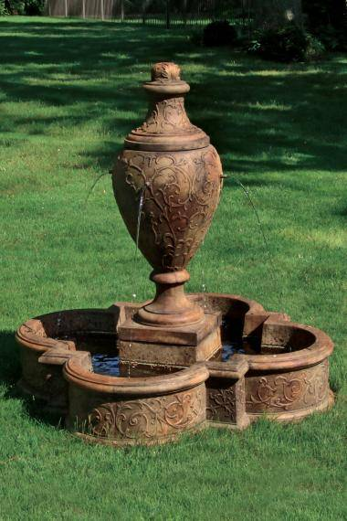 40 inches Jubilee Vase Fountain