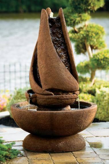 40 inches Sail Away Fountain