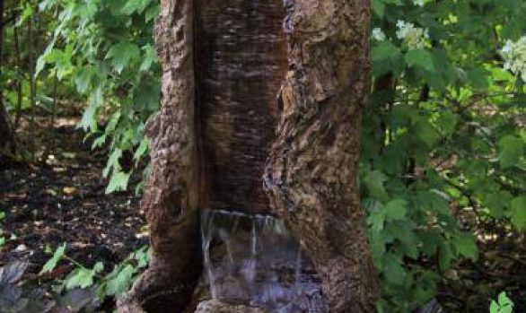 40 inches Treefall Fountain