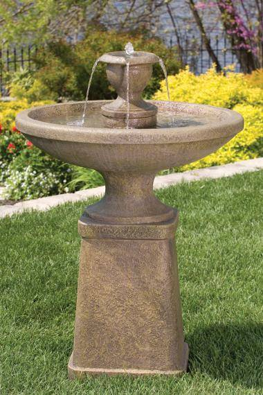45 inches Oval Molise Fountain