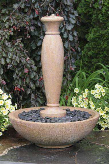 46 inches Biscayne Urn Fountain