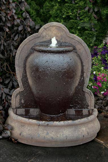 47 inches Azusa Urn Wall Fountain