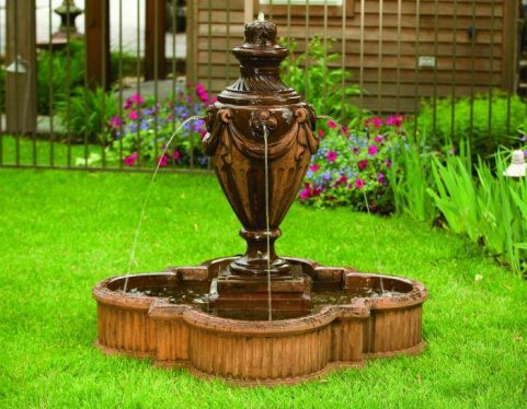 48 inches Tivoli Urn Pool Fountain