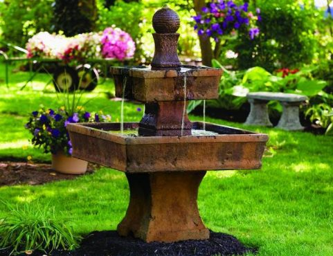 """50"""" Oliveto Fountain"""