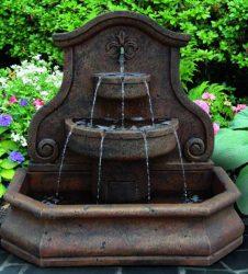57 Inches Grandessa Arch Wall Fountain