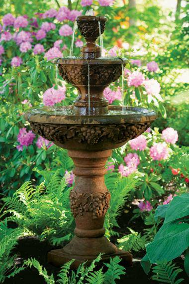 57 inches Three Tier Sonoma Fountain