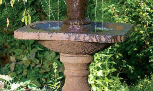 58 inches Sedona Square Fountain