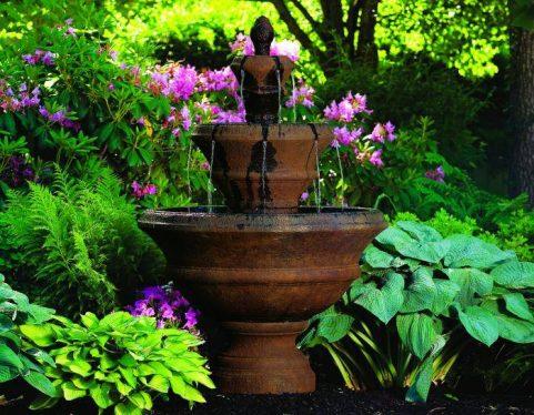 61 inches Pozzilli Fountain