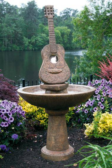 62inches Guitar Fountain