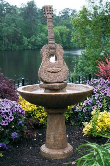62inches Guitar Fountain