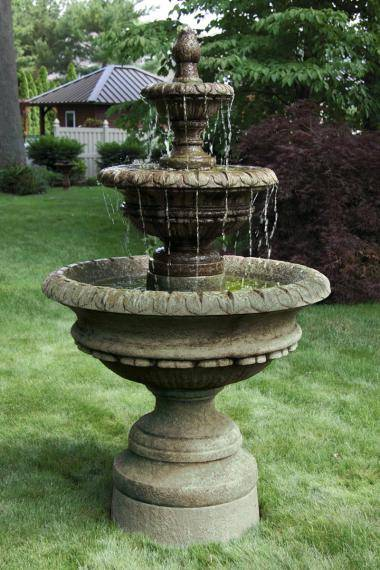 71 inches Chanticleer Fountain