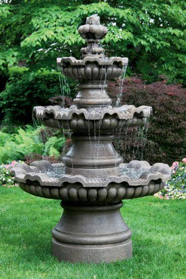72 inches Three Tier Renault Fountain