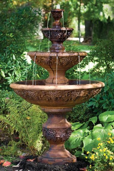 78 inches Four Tier Sonoma Fountain