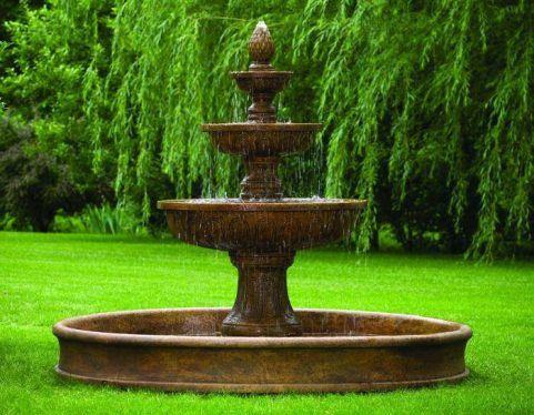 80 inches Pavasa Fountain On 8' Pool