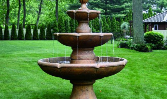 95 inches 3 Tier Charlotte Fountain