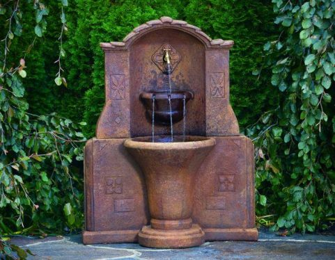 Cottage Garden Fountain