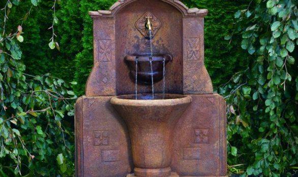 Cottage Garden Fountain