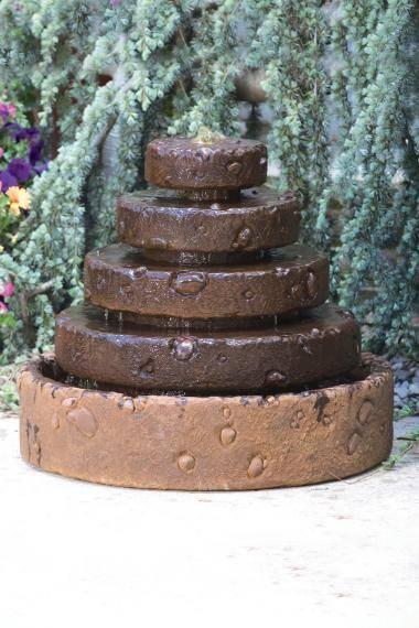 Modern Mill Fountain