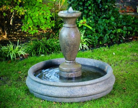 Small California Urn Fountain