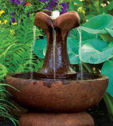 Small Clover Leaf Fountain