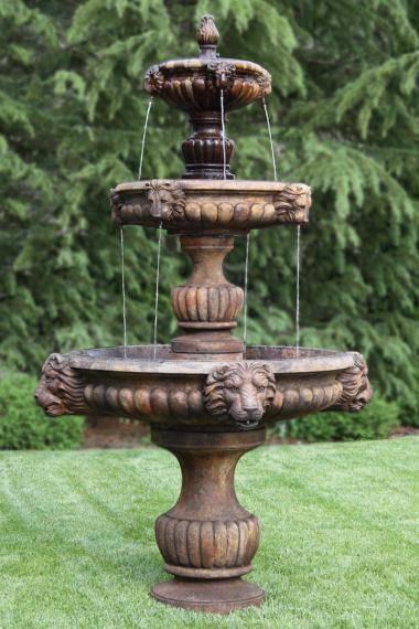 Three Tier Grandessa Fountain